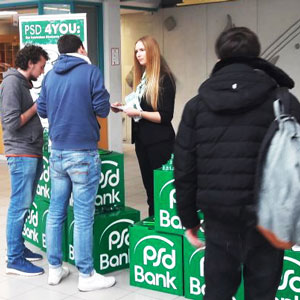 Promotion aktion PSD Bank
